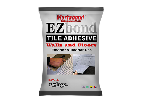MortaBond EZ Bond Tile Adhesive - poolandspa.ph