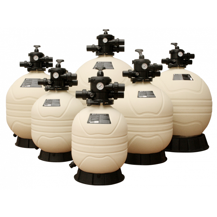 Emaux MFV Max Top Mount Sand Filter - poolandspa.ph