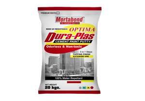Mortabond Dura-Plas (Optima) Cement Paint Putty - poolandspa.ph