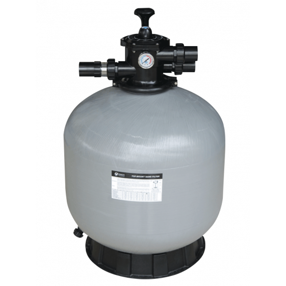 Emaux V Series Top Mounted Sand Filter - poolandspa.ph