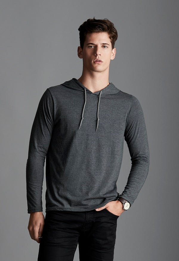ANV 987 Long Sleeve Hooded Tee