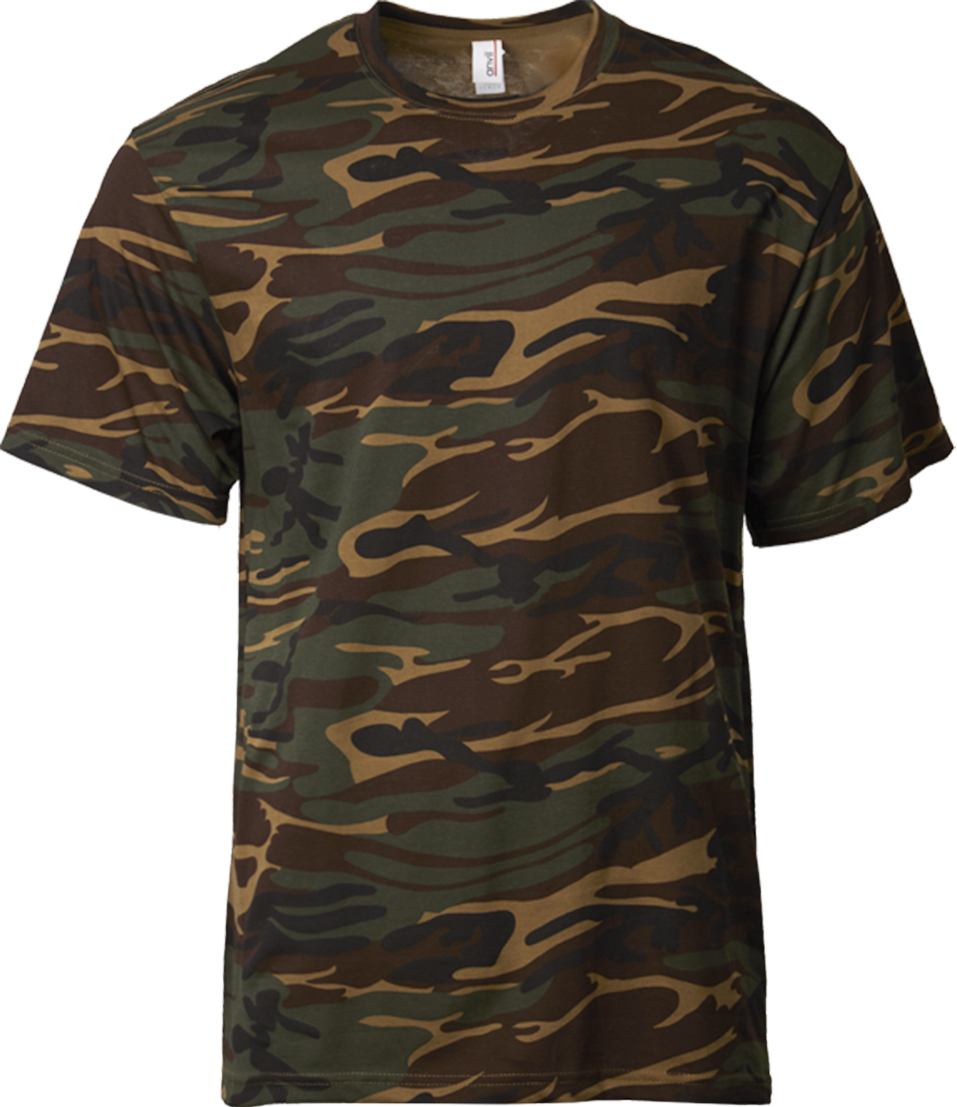 ANV 939 Camouflage Tee