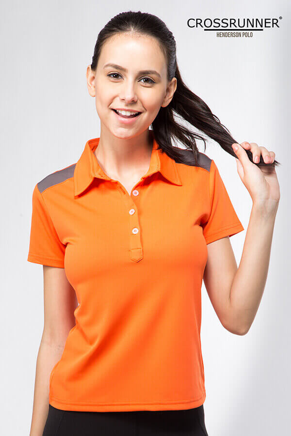 CRP 2400L Ladies Henderson Polo