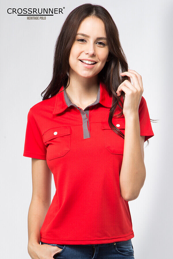 CRP 2600L Ladies Heritage Polo