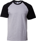 76500 Adult Raglan T-Shirt