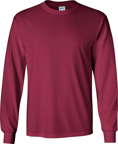 2400 Adult Long Sleeve T-Shirt