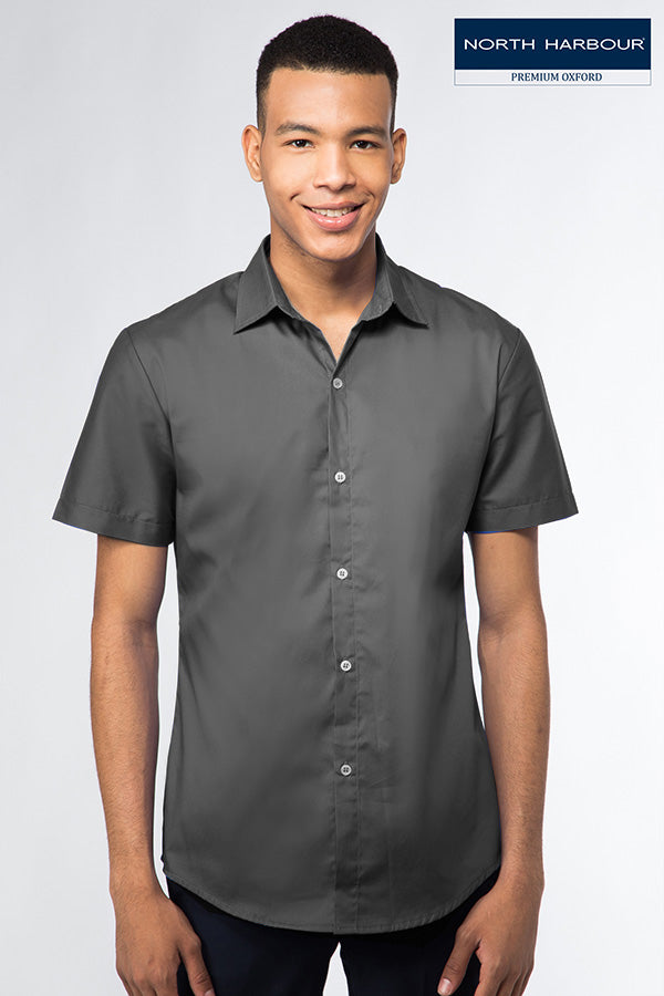 NHB 1500 Premium Oxford - Short Sleeve