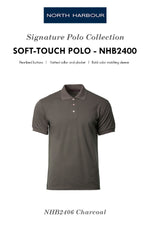 NHB 2400 Soft Touch Polo - Page 2