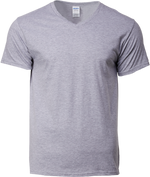 63V00 Adult V-Neck T-Shirt