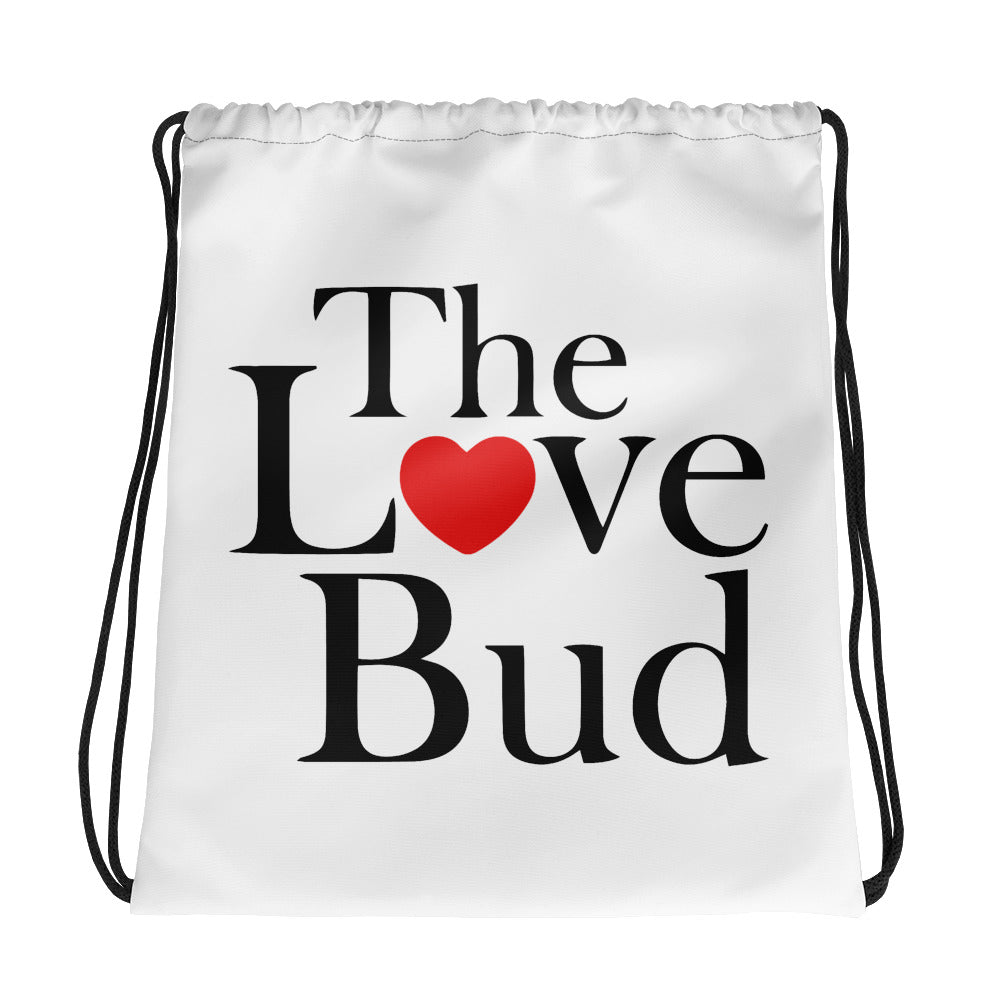 Drawstring Bag - The Love Bud