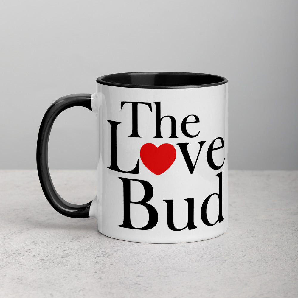 Mug with Color Inside - The Love Bud