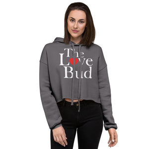 Crop Hoodie - The Love Bud