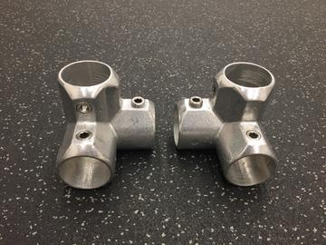 Pair of TFC-Beam 1.1 Couplings