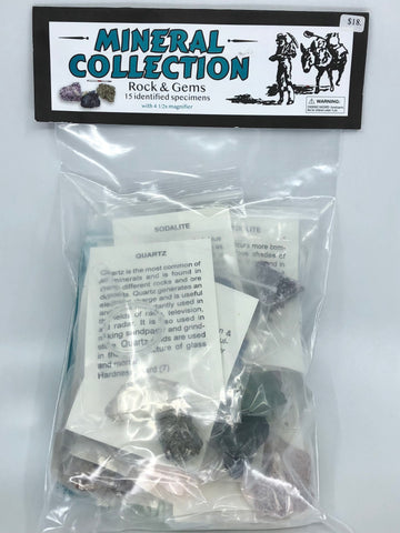Mineral Collection Kit