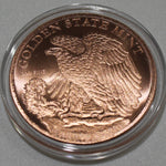 Copper Round (Walking Liberty)