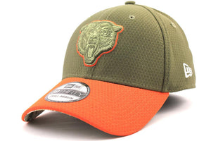 5d64ea5aad99a 2 FOR  60 New Era Chicago Bears Salute To Service Sideline 39Thirty