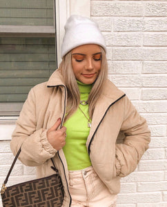 THE WINTER PUFF JACKET