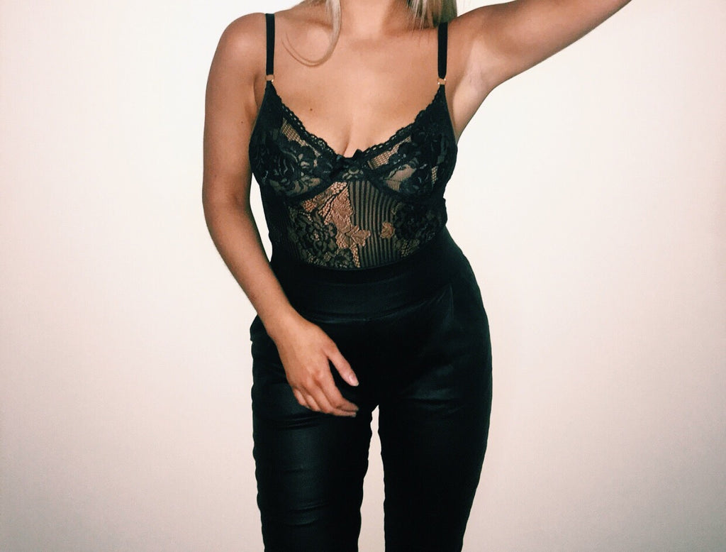 LITTLE BLACK BODYSUIT