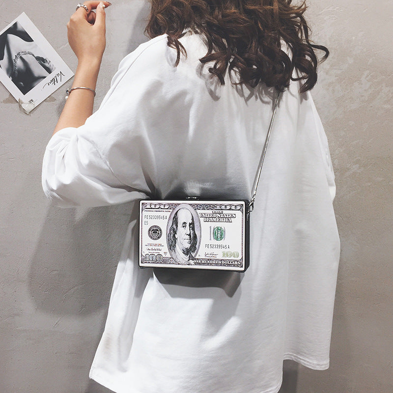 MONEY CROSSBODY