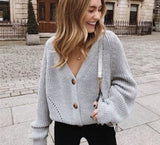CHUNKY BUT FUNKY CARDIGAN