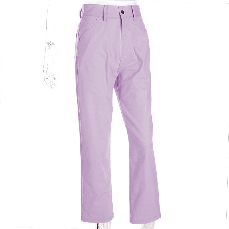 THE LILAC PANTS