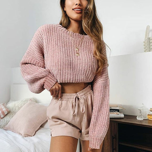 JUST A SWEATER