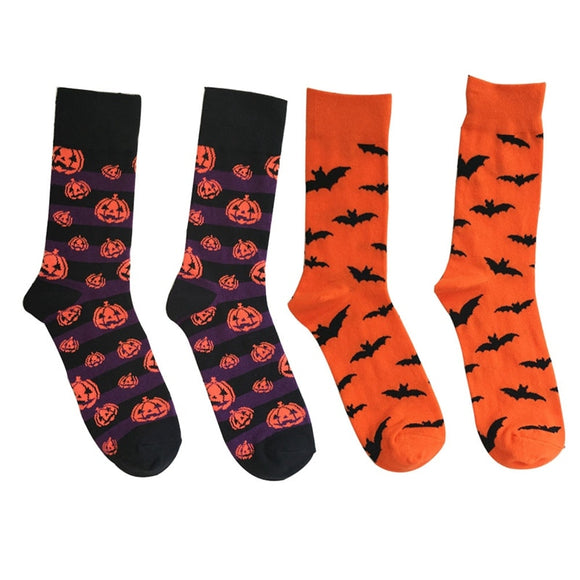 FREE HALLOWEEN SOCKS WITH ANY PURCHASE