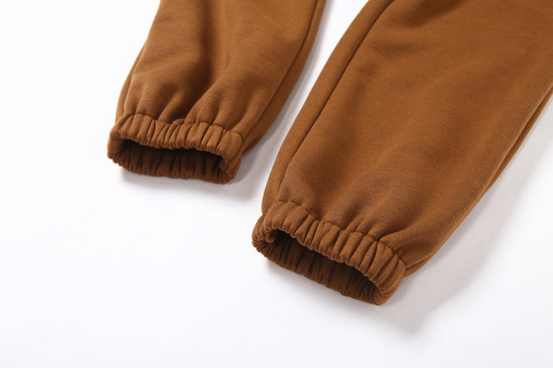 EARTHY TONES SWEATPANTS
