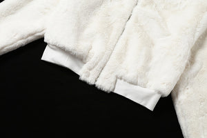 LUXURY FLEECE HOODIE