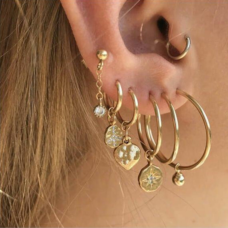 EARNED IT EARRING SET