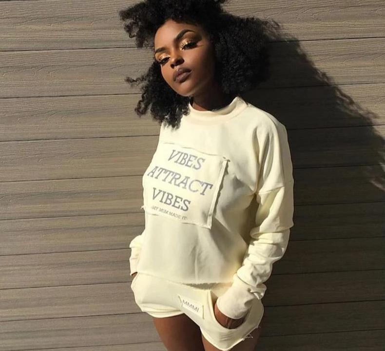 VIBES ATTRACT VIBES SWEATSHIRT