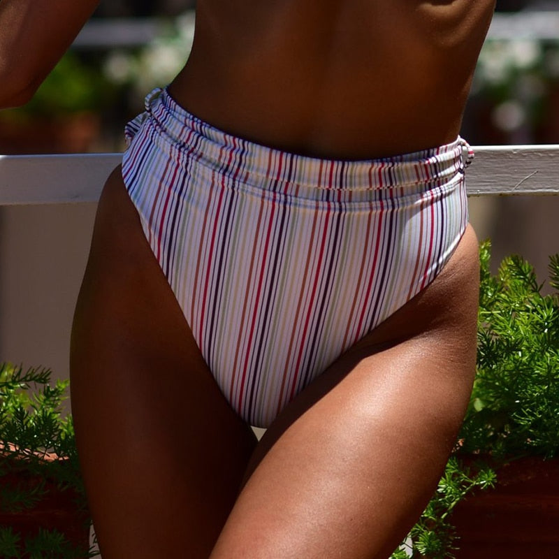 NEVAEH BIKINI - STRIPES