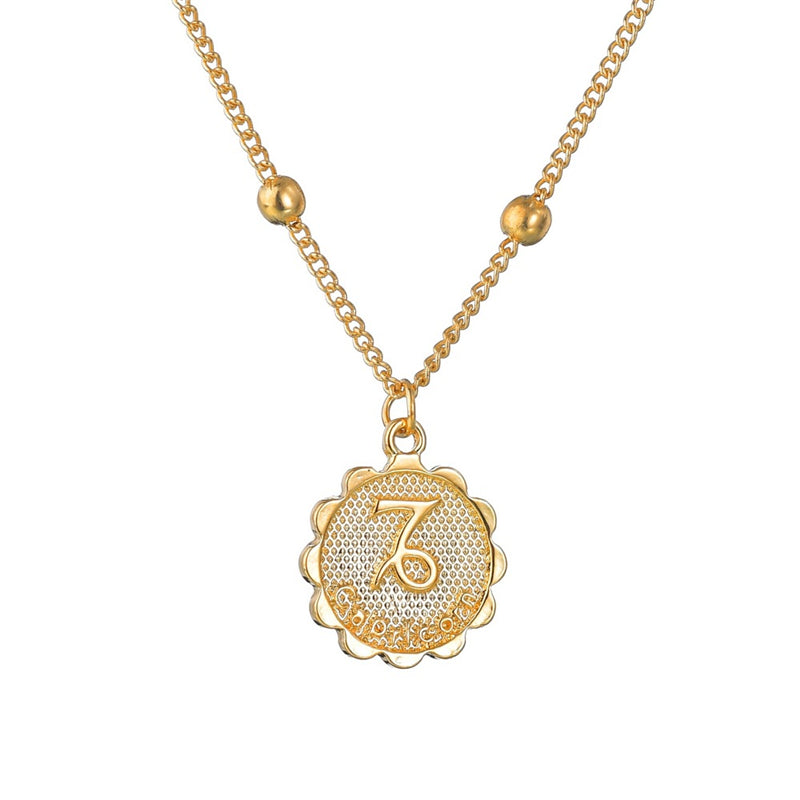 ZODIAC SYMBOL NECKLACE