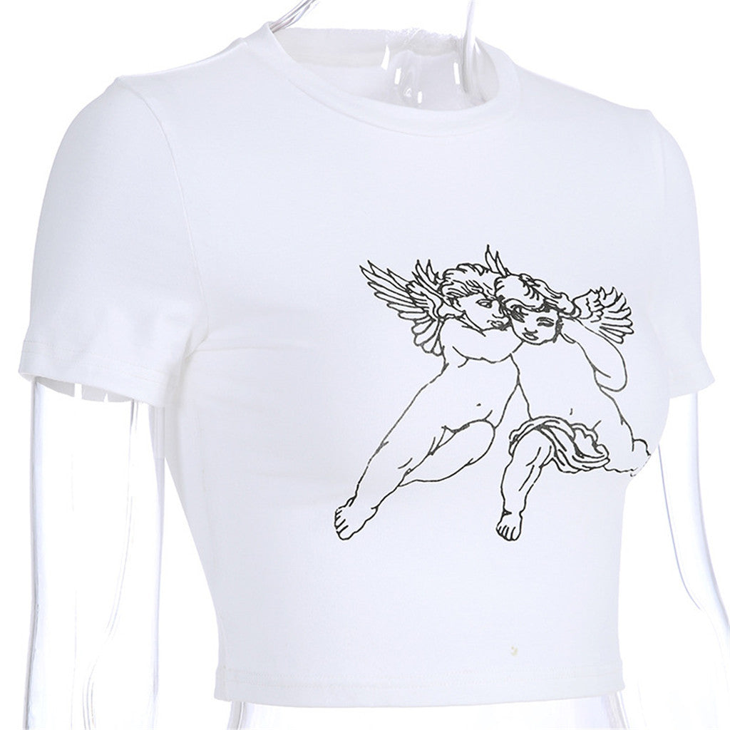 BABY ANGEL CROP TOP