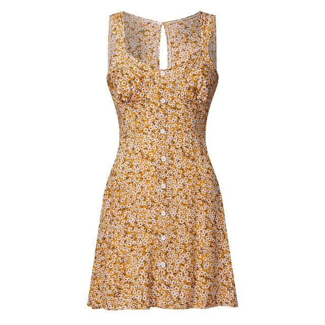 HONEY POT DRESS