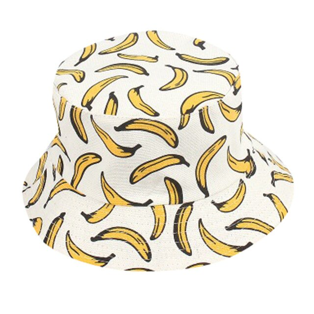 BANANA BUCKET HAT