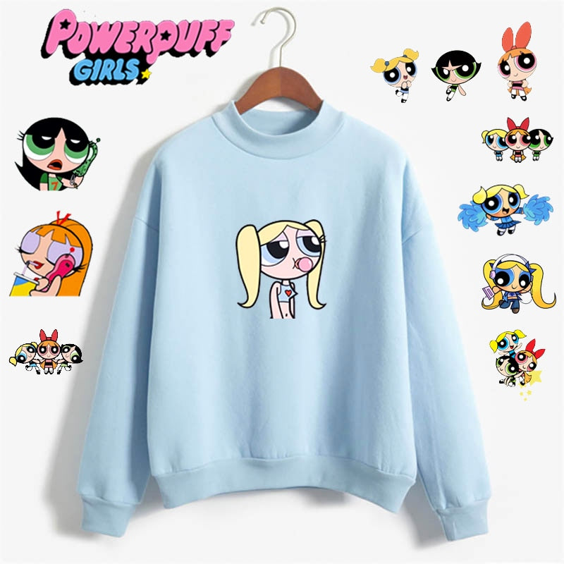 BUBBLES SWEATSHIRT