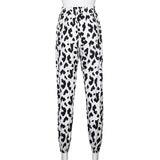 COW GIRL - PRINT PANTS