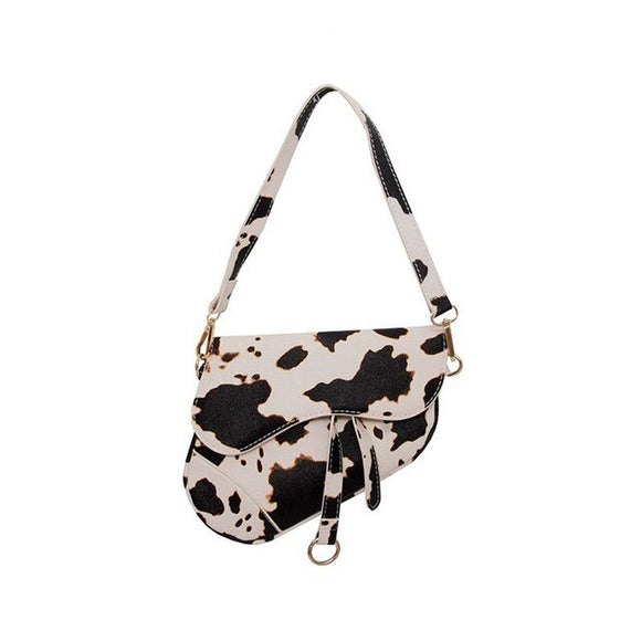 COW SADDLE BAG