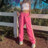 PINK Y2K SWEATPANTS