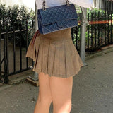 KENNA PLEATED SKIRT