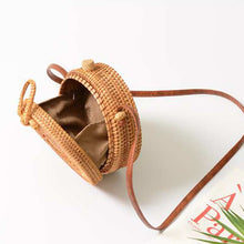 Load image into Gallery viewer, RATTAN BAG 11