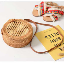 Load image into Gallery viewer, RATTAN BAG 12