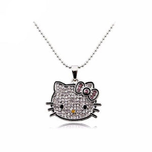 HI KITTY NECKLACE