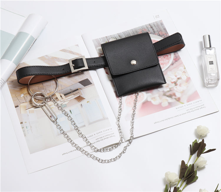 THE KATE BELT + BAG