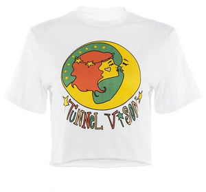 TUNNEL VISION TEE