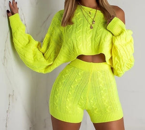COCO AND CHILL 2 PIECE SET