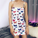 BUTTERFLIES DRESS