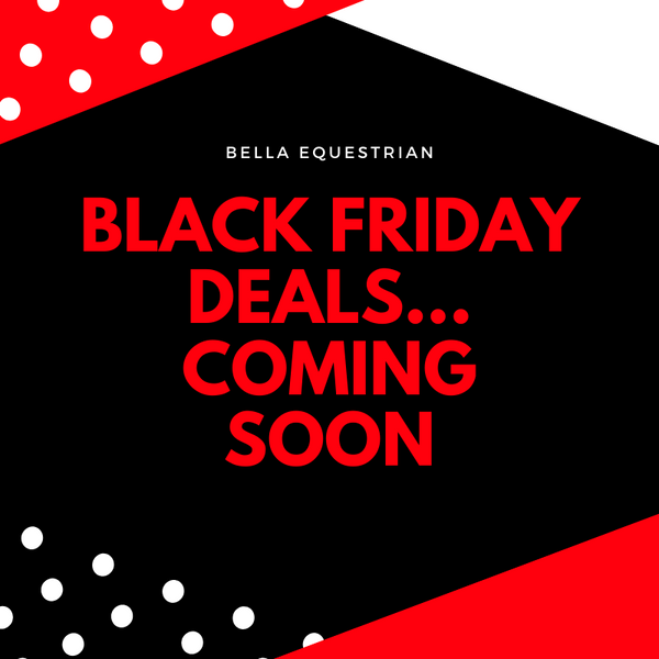 BLACK FRIDAY DEALS... COMING SOON