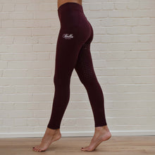 Load image into Gallery viewer, Sport Riding Tights/Leggings - Sangria